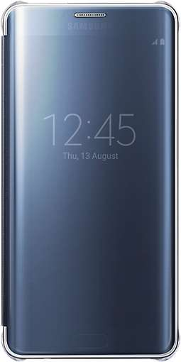 Funda Samsung Galaxy S6 Edge Plus Clear View Cover - 0