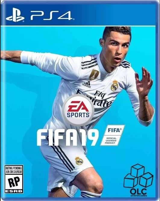 Fifa 19 para PS4 - 0