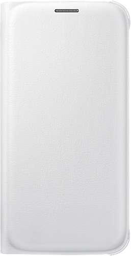 Protector Samsung Flip Wallet Cover para Galaxy S6 - 0
