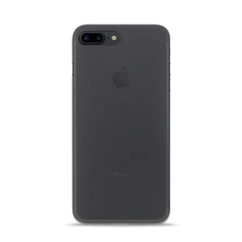 Puro Black Ultra Slim funda para Iphone 7 Plus - 0