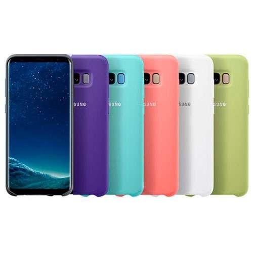 Protector de silicona Samsung S8+ - 0