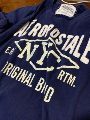 Camiseta aeropostale - 0