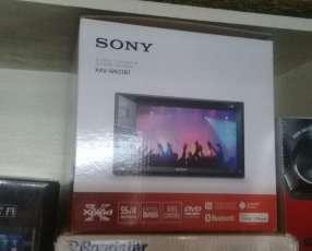 Radio Sony DVD , Bluetooth, DVD, control remoto.