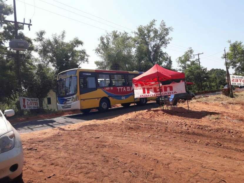 Terrenos en Capiatá Ruta 2 Km 24 - 1
