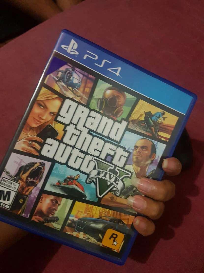 Juego y control PS4 - 1
