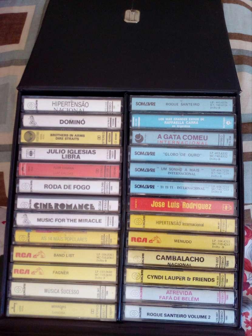 Cassettes por caja - 1