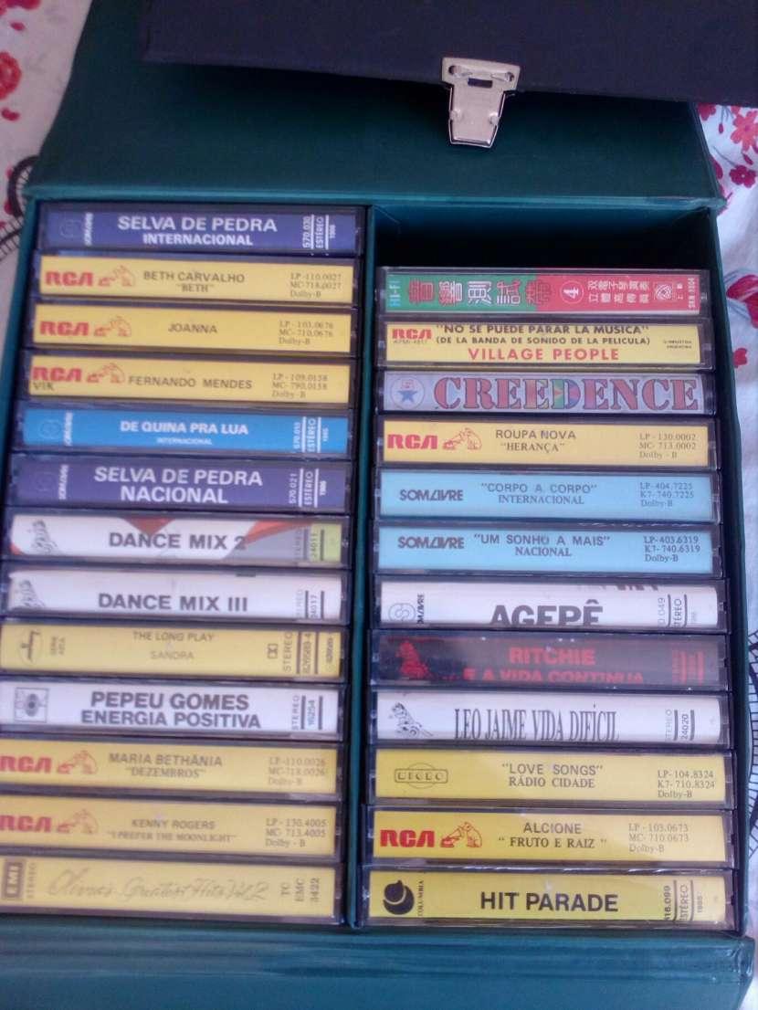 Cassettes por caja - 3