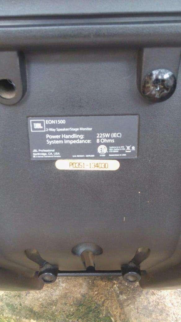 Bafle JBL EON original USA - 4