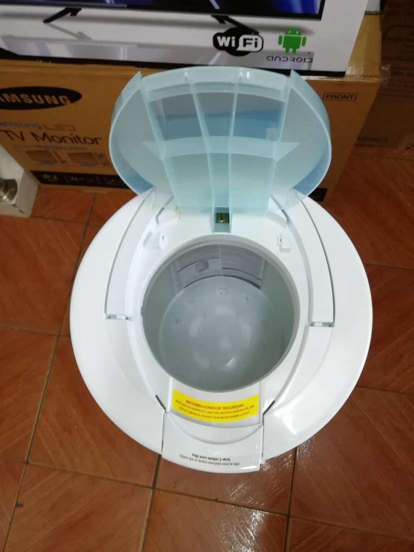Centrifugadora Mueller Dry para 10 kg - 4