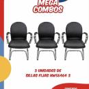 Combo de sillas - 0