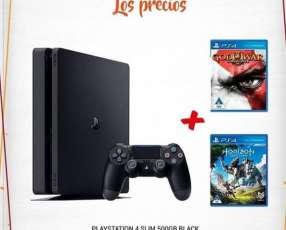 PlayStation 4 Slim de 500 gb