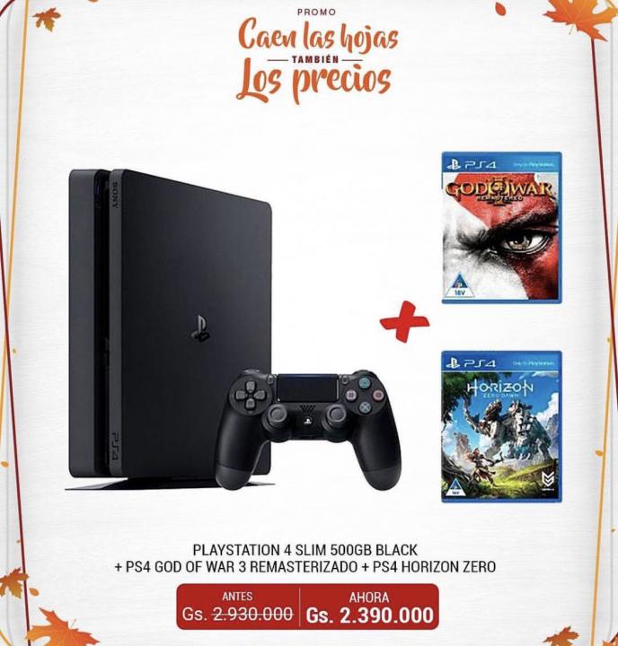 PlayStation 4 - 0