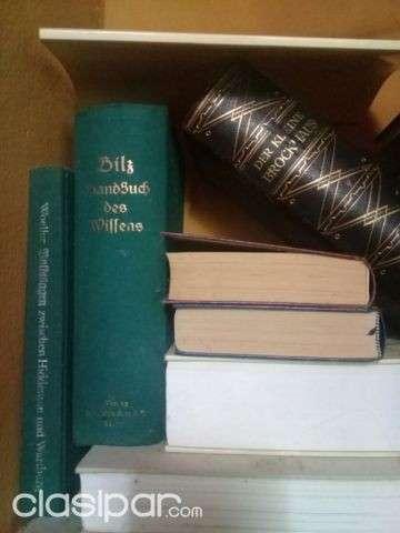Libros en idioma Alemán - 0