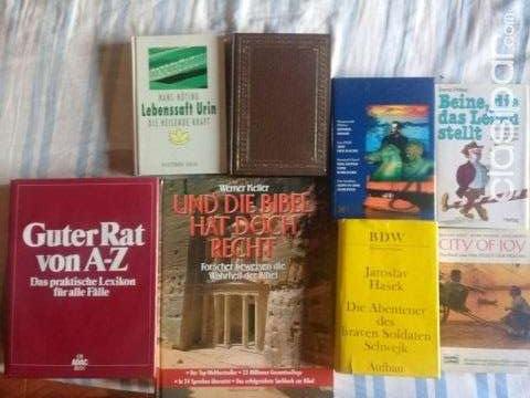 Libros en idioma Alemán - 2