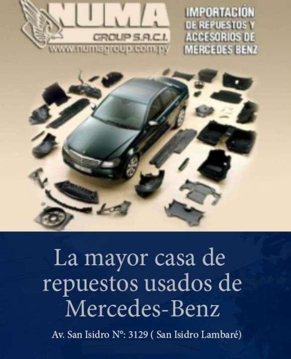 Repuestos Mercedes Benz - 0