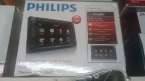 Radio Sony DVD bluetooth control remoto