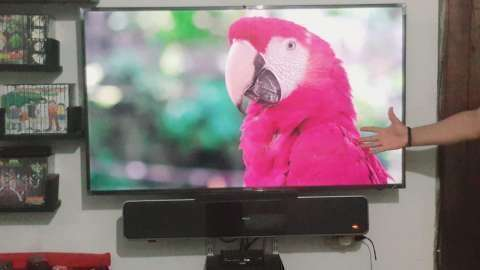 Smart Samsung 4k ultra HD de 55 pulgadas - 2