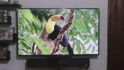 Smart Samsung 4k ultra HD de 55 pulgadas - 3