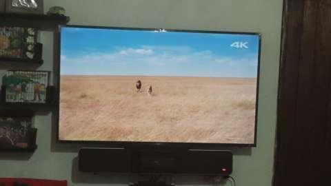Smart Samsung 4k ultra HD de 55 pulgadas - 4