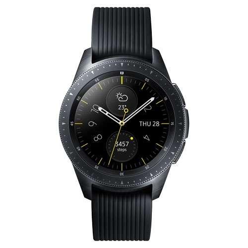 Samsung Galaxy Watch 42Mm Black - 0
