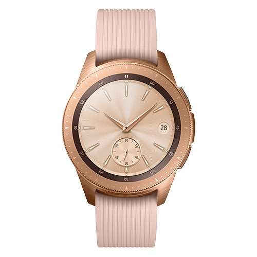 Samsung Galaxy Watch 42Mm Rose Gold - 0