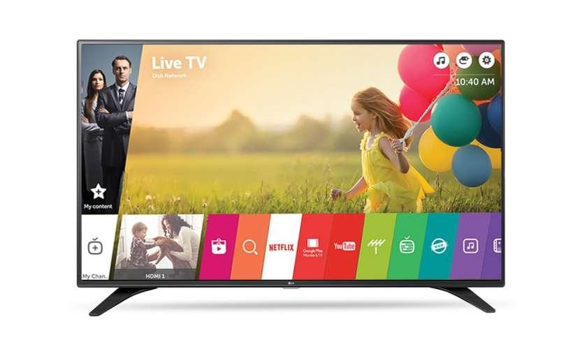 Smart Tv LG 43 pulgadas HD LED - 0