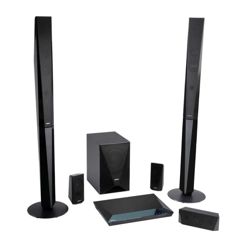 Sony Home Theatre Bluetooth Blu Ride - 0