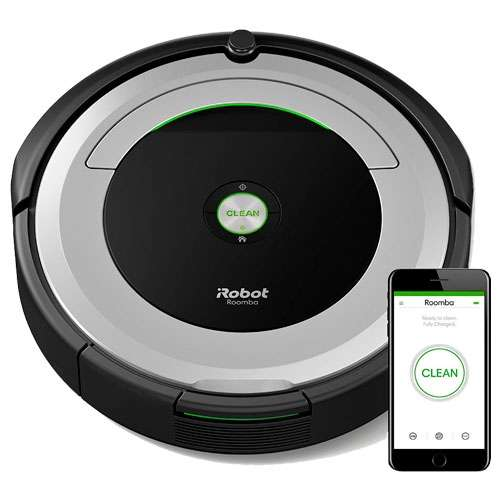 Aspiradora Irobot Roomba 690 - 0