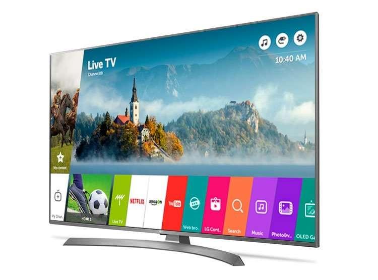 Tv LG LED 55 pulgadas 4K UHD