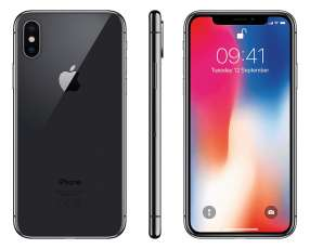 Iphone X de 64 gb