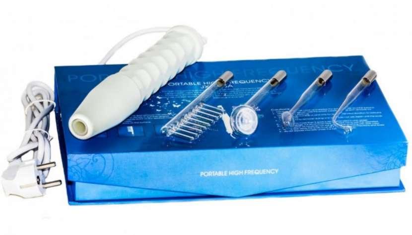 Tratamiento de acné o capilar con alta frecuencia - 0