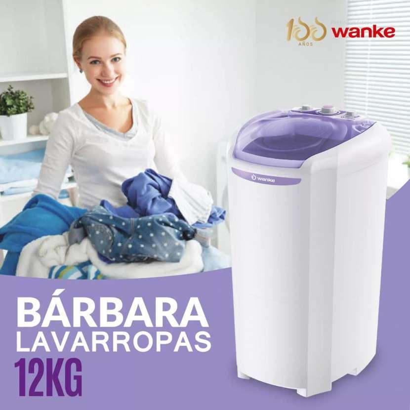 Lavarropa Wanke de 12 kg - 0