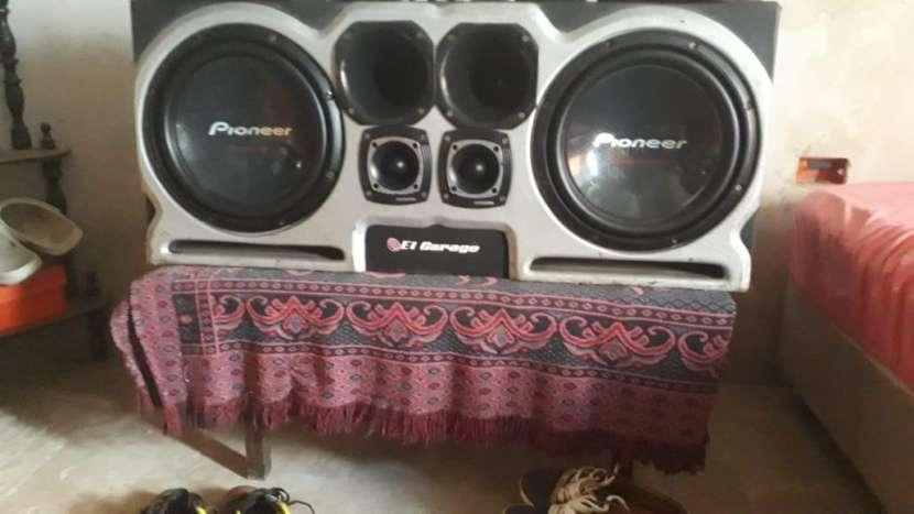 Caja de sonido - 1
