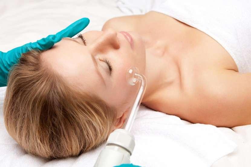 Tratamiento de acné o capilar con alta frecuencia - 2