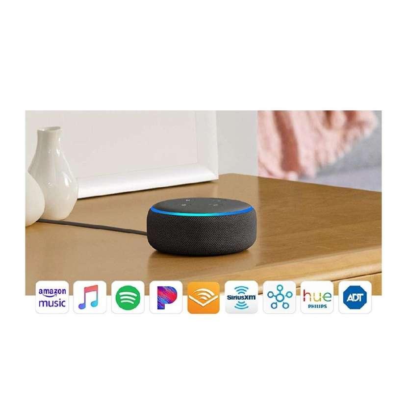 Echo Dot 3ra Generacion - Amazon Alexa - 2