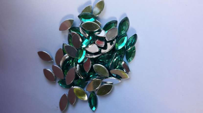 Piedras para joyitas de uñas - 4