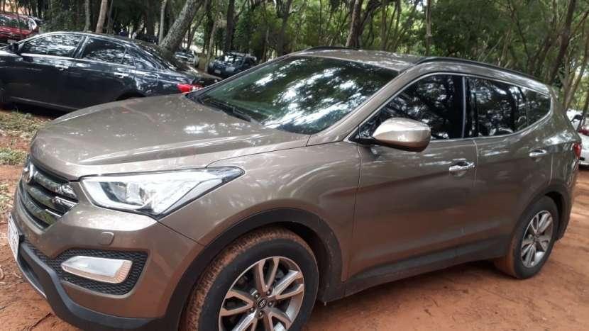 Hyundai Santa Fe 2015 - 0