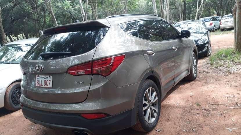 Hyundai Santa Fe 2015 - 2
