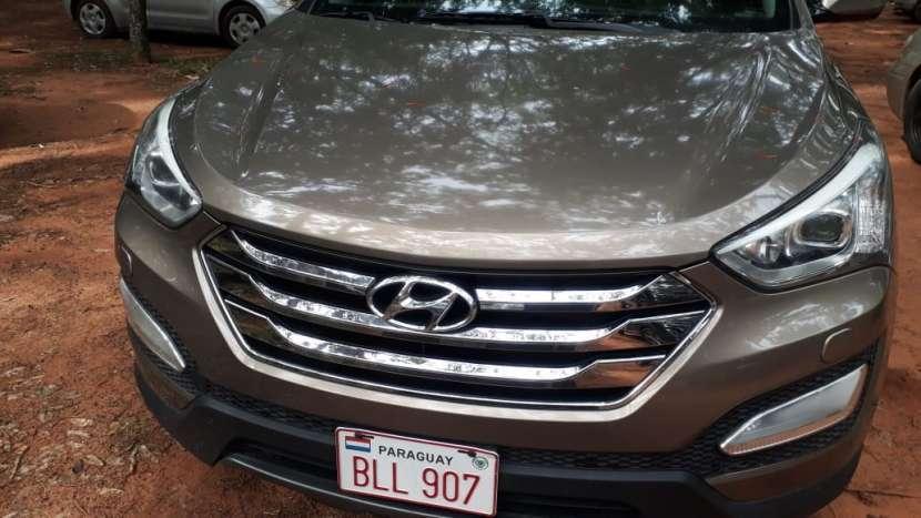 Hyundai Santa Fe 2015 - 1