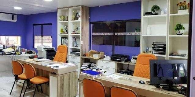 Salón comercial con show room en Ciudad del Este A1519 - 1
