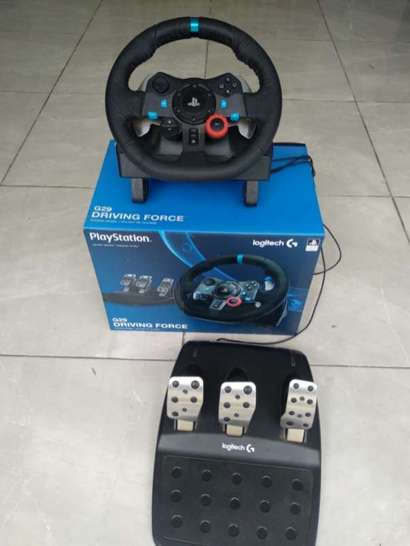 Volante Logitech G29 Driving Force - 0