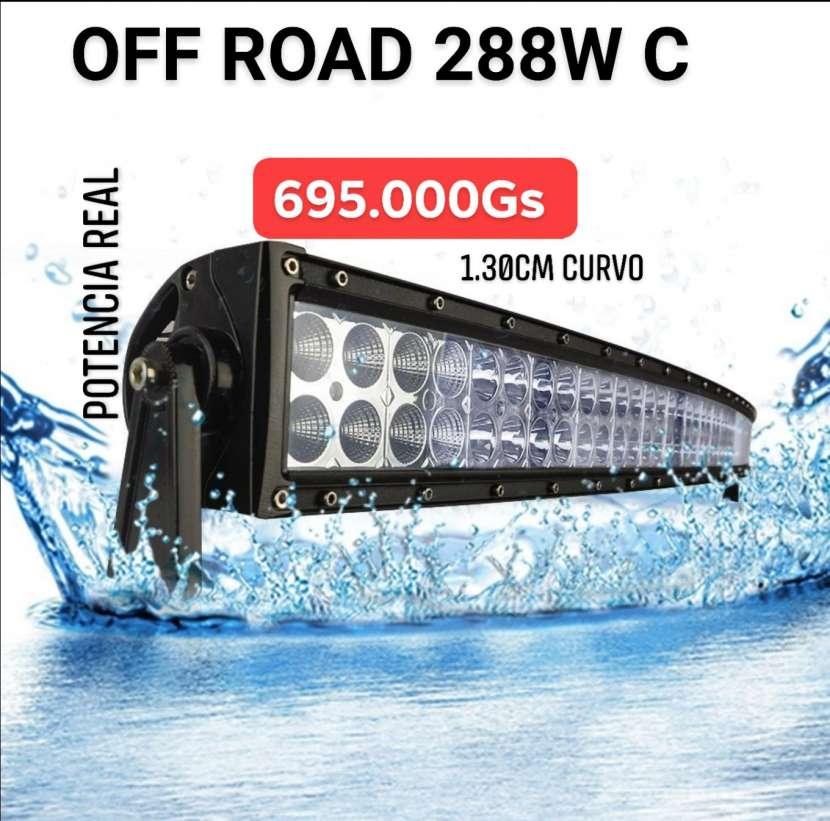 Barra LED 1.30 cm 288W - 0