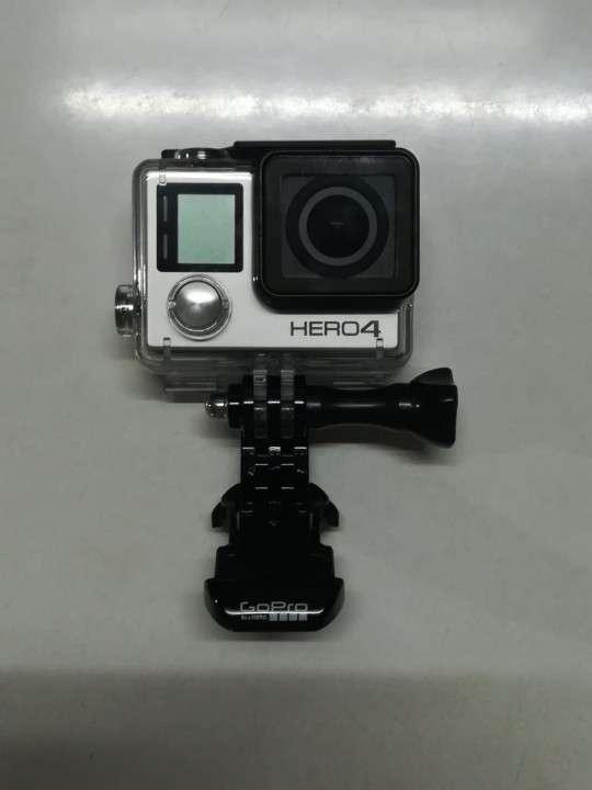 Cámara GoPro Hero 4 Silver - 2