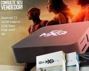 Convertidor Smart tv box GOSAT Android 7.1