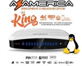 Receptor decodificador Azamerica King HD