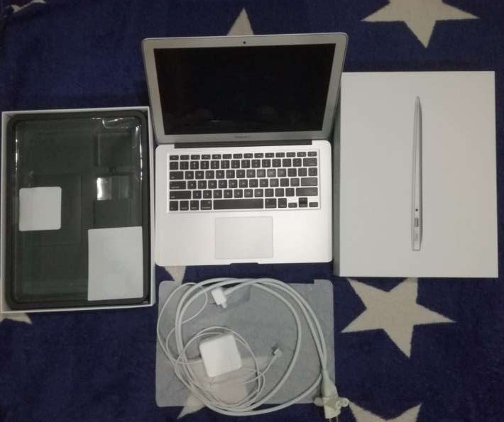 Macbook Air 13 pulgadas 2017 - 1