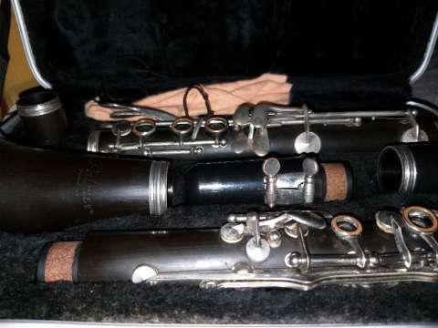 Clarinete - 1