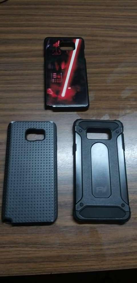 3 Protectores para Samsung Galaxy Note 5 - 0