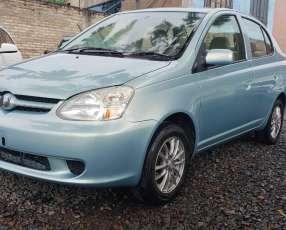 Toyota Platz 2003 celeste