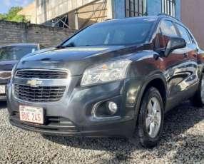 Chevrolet Tracker LT 2015 gris